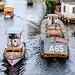 Alleppy backwaters by Kristaaaaa