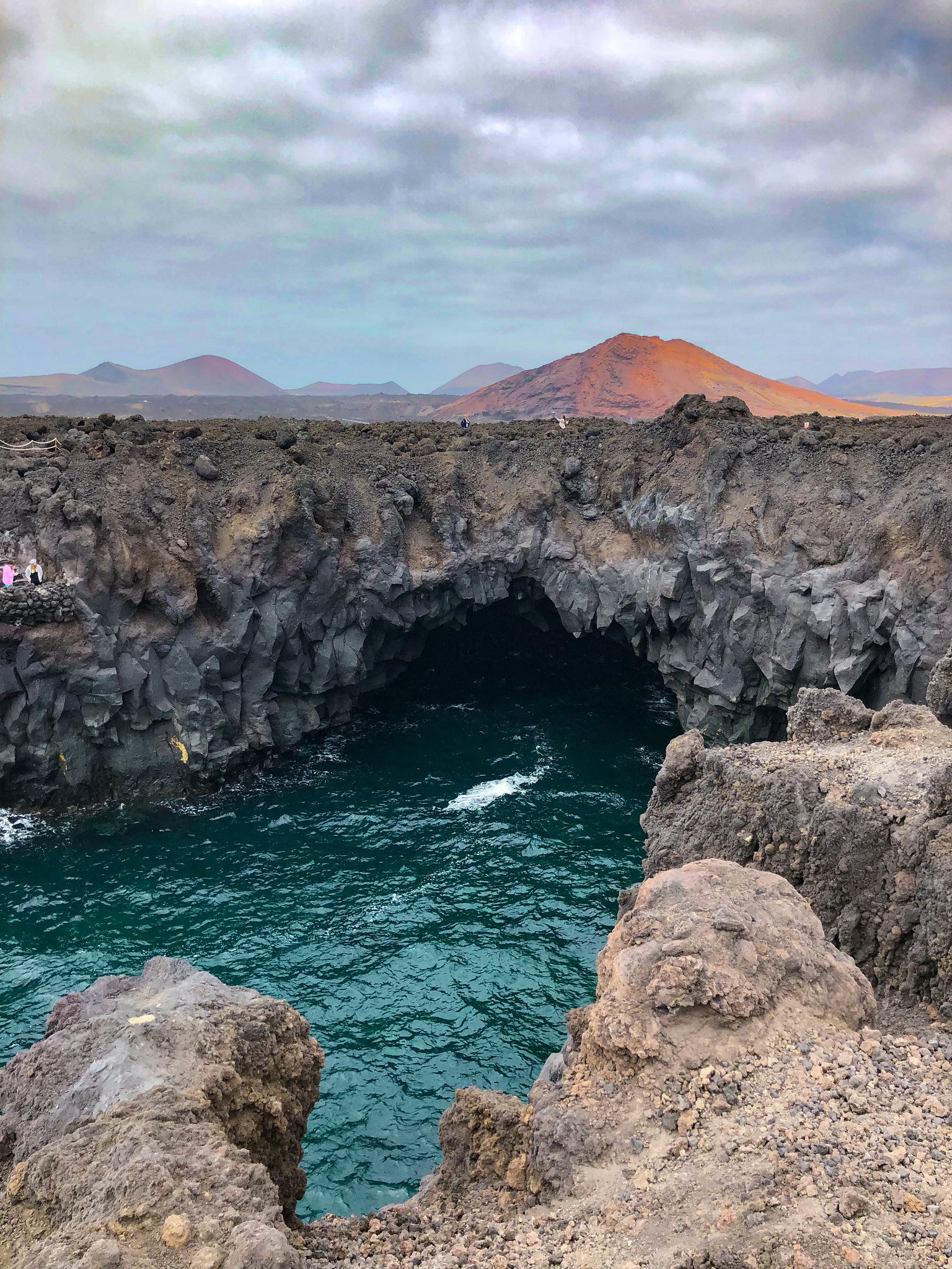 Lanzarote Coast Caves