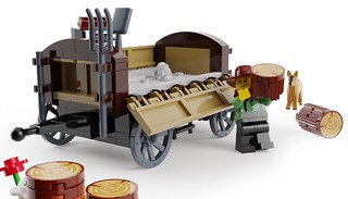 Traction Wagon 3 - Lego Ideas | by Bricked1980