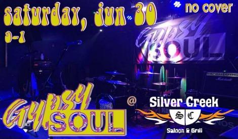 Gypsy Soul 6-30-18