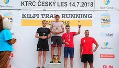 Kozlík se prohnal po hranici v rekordu Česko-německého půlmaratonu KTRC, vyhrála i olympijská lyžařka Beroušková