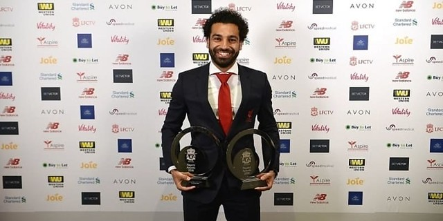 Resmi,Mohamed Salah Perpanjang Kontrak 5 Tahun Di Liverpool