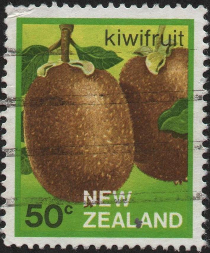 New Zealand - Scott #765 (1983)