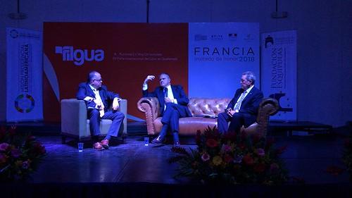 Cultura e integración regional - FILGUA 2018