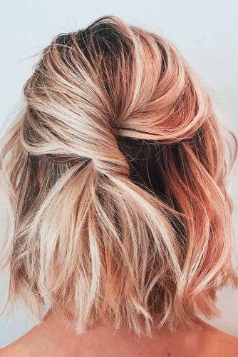 Latest Medium Length Hairstyles Today You Can Get Unique Styles 9