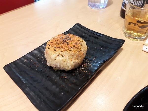 BBQ Miso Onigiri