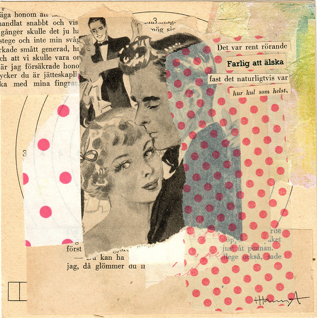 365 Collages | Week 18 | Ironic Midsummer Romance