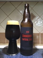 2018 Commander Imperial Stout