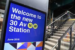 30 Av and 36 Av Reopening