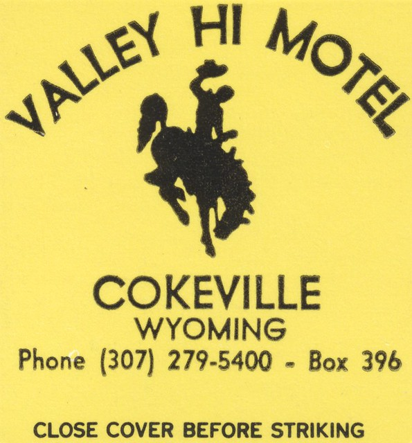 Valley Hi Motel - Cokeville, Wyoming