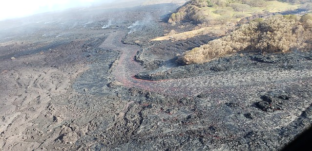 07/03/2018: Kilauea, HI - East Rift Zone Eruption Event