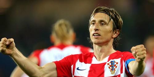 Modric selalu ditakdirkan untuk kebesaran
