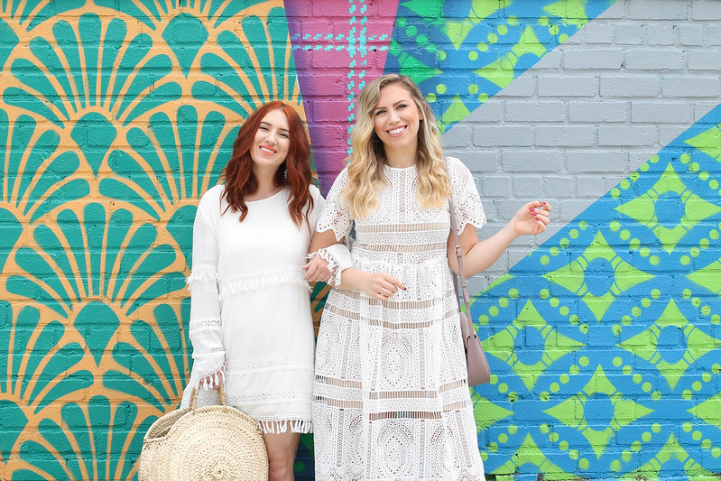 Two Ways to Wear a Little White Dress Outfit Inspiration Summer Style