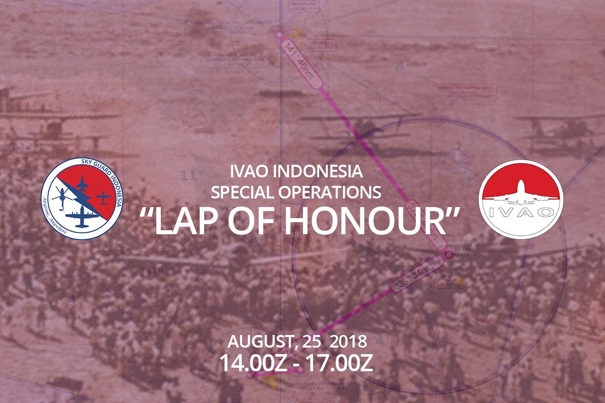 [ID] 24ID250818B CAT-B ~ Lap of Honour