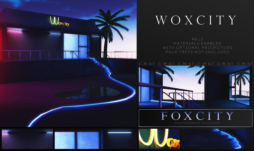 FOXCITY. Photo Booth - Woxcity @ Kustom9 - TeleportHub.com Live!
