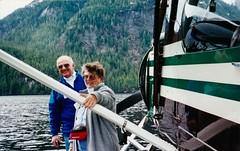 Alaska   -   Promech Air Floatplane to Misty Fjords   -   Jean & Carl Kupke