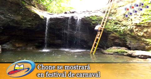 Chone se mostrará en festival de carnaval