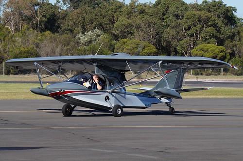 VH-JEY Progressive Aerodyne SeaRey LSX