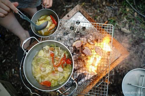Bifue camp vibes