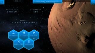 Barren Mars
