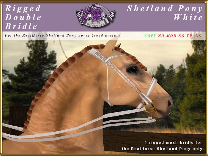 e-rh-Shetland-DoubleBridle-White - TeleportHub.com Live!