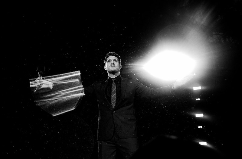 Michael Buble live at British Summer Time, Hyde Park, London
