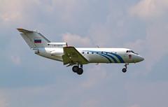 RA-88236 Yakovlev Yak-40 Belogorye