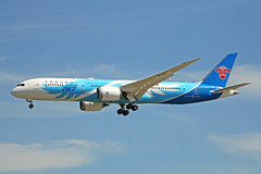 B-1243 Boeing 787-9 China Southern Airlines YVR 17JUL18
