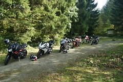 #Balade moto - Photo of Fenioux