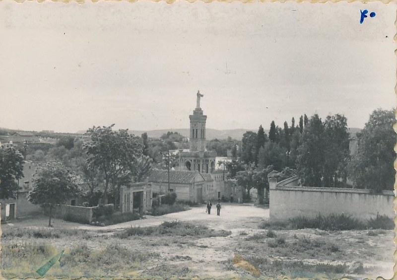 Cristo de la Vega en 1962. Fotografía de Julián C.T.