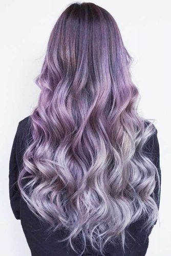 Latest Lavender Hair Color To Adopt The Newest Trend 1