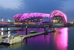 Yas Viceroy Hotel & Yas Marina (Abu Dhabi)