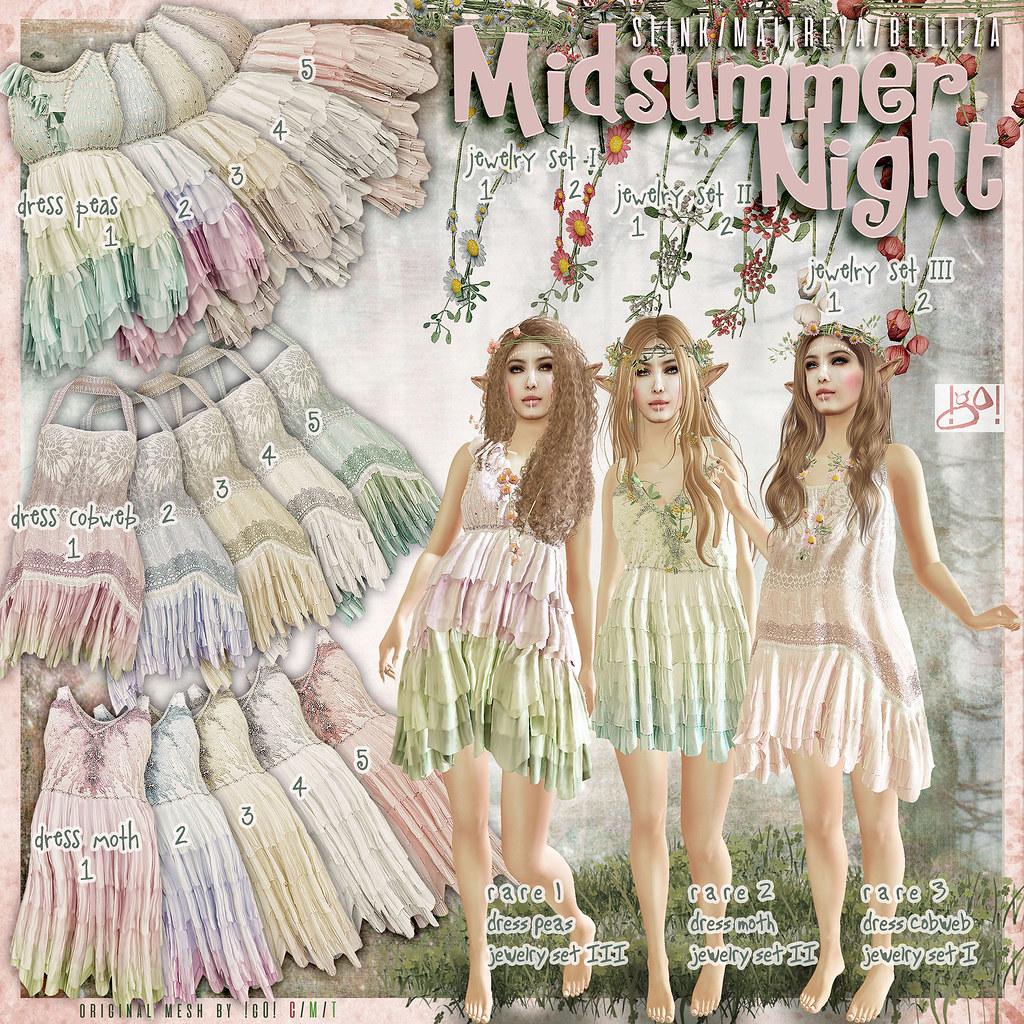 !gO! Midsummer night - gacha key - TeleportHub.com Live!