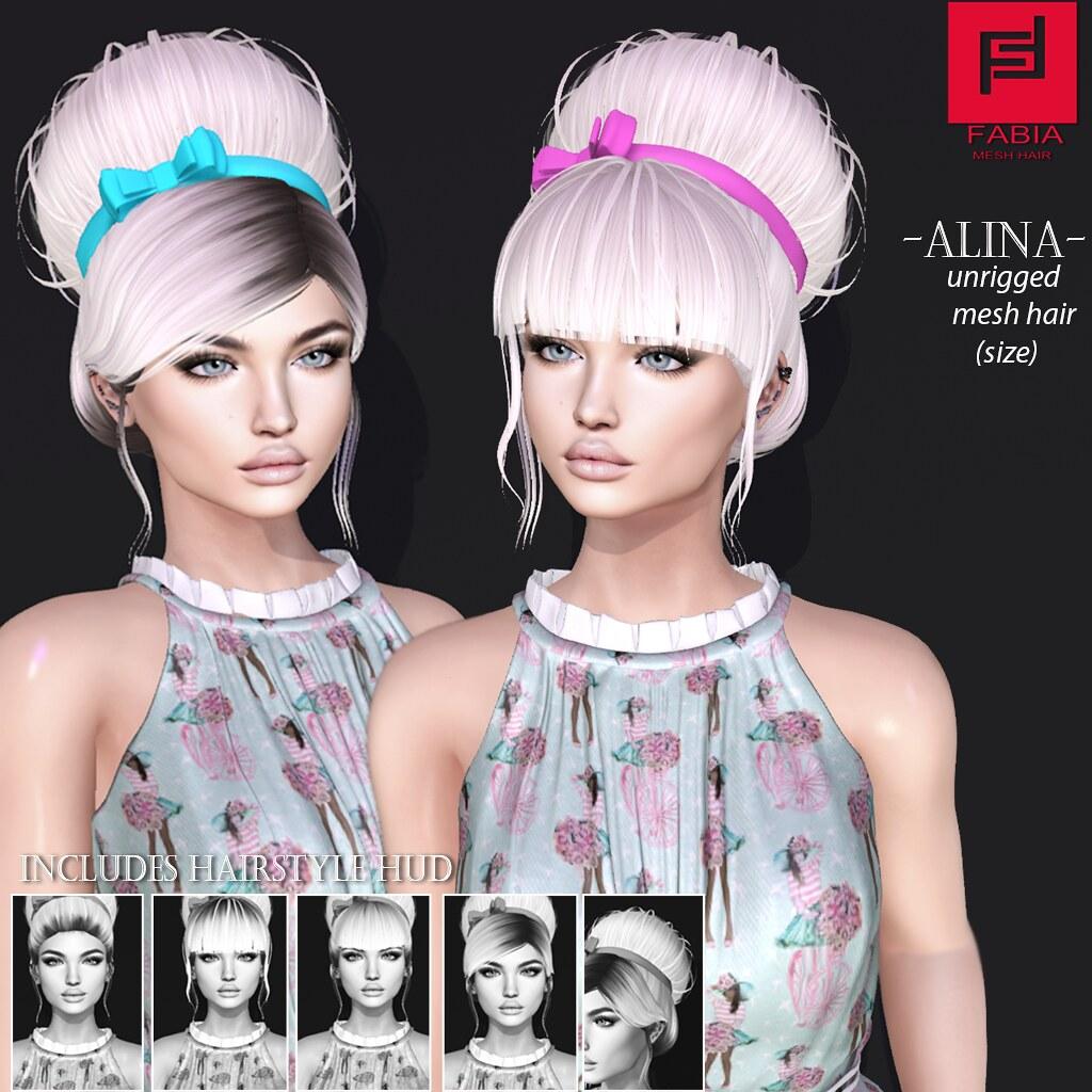 Alina - TeleportHub.com Live!