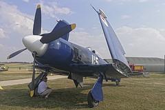 Hawker Sea Fury FB Mk XI / Private / F-AZXJ | 115