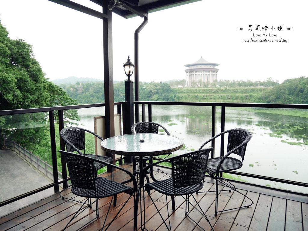 峨眉湖附近景觀餐廳推薦雪之湖咖啡下午茶義大利麵 (13)