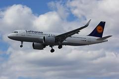 A320 D-AINE London Heathrow 21.06.18