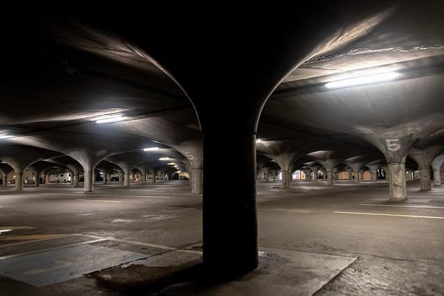 University of Melbourne Parking Garage