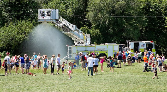 Roanoke County's Touch-A-Truck
