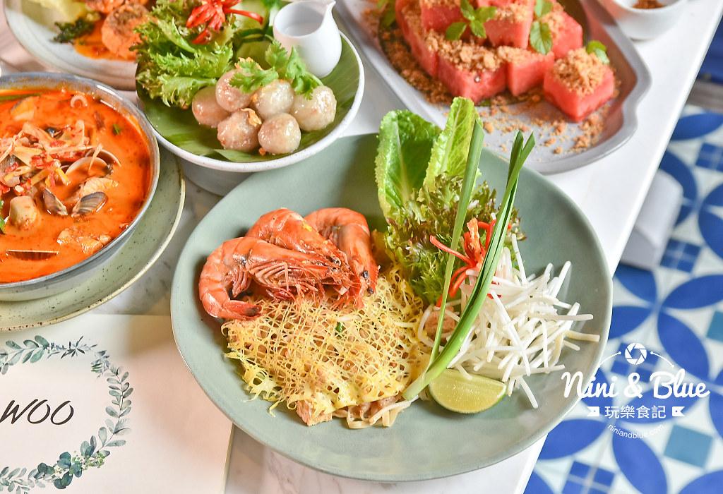 woo 泰式料理  台中 清邁 蔦屋 市政 餐廳 21
