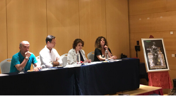 presentacion programación Velá de Santa Ana 2018