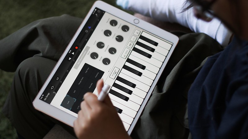SAKURAKO - iPad Pro.