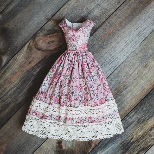 Pullip Basic Dress