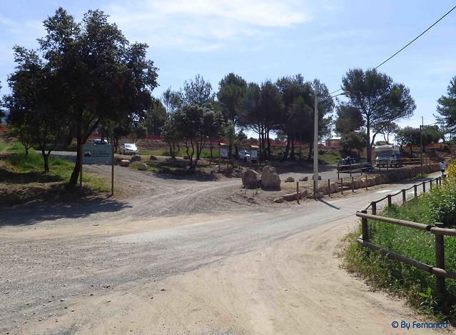Parkings Montserrat Sur -01- Parking de El Bruc -02- Actual 01