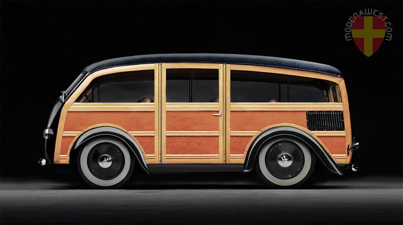 1932 Ford Econowood Wagon