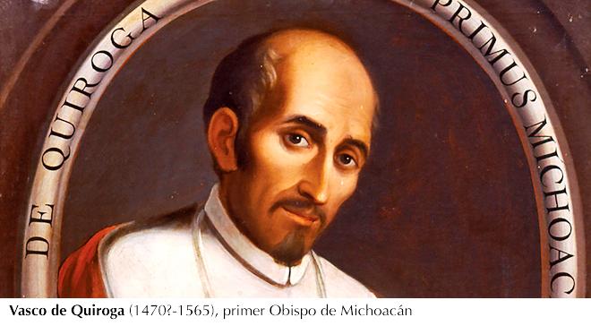 Vasco de Quiroga (+1565)
