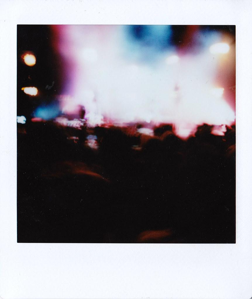 02.07.18 O2 Brixton Eels Gig Instax