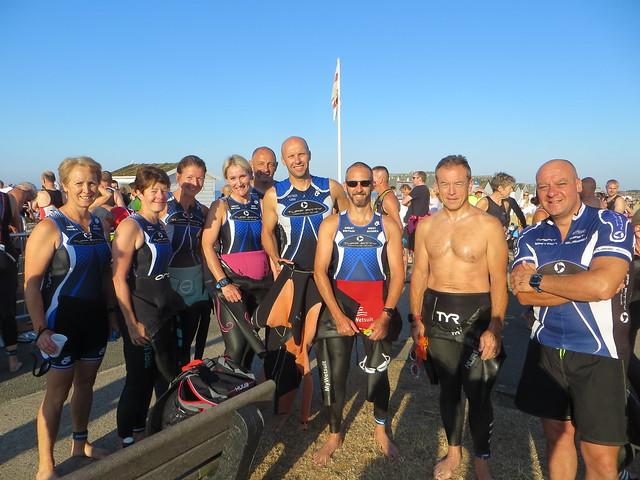 Worthing Triathlon 8th July 18