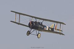 Sopwith Pup Replica / Répliques volantes de la Grande Guerre / LX-PUP