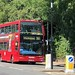 Metroline, Perivale West, Scania, SEL763 LK07BDE on Route 297 from Willesden, Bus Garage to Ealing Broadway in Cleveland Road, West Ealing on Sunday 15 July 2018